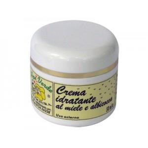 Crema idratante al miele e albicocca 50ml
